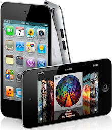 Apple iPod Touch (Fourth Generation)