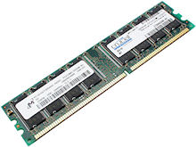 Crucial DDR2 Memory