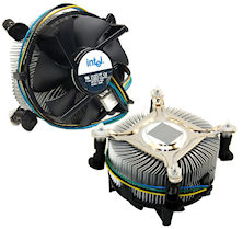 Intel Fan/Heatsink Assembly - C91968-002