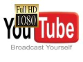 You Tube Supports 1080p Video